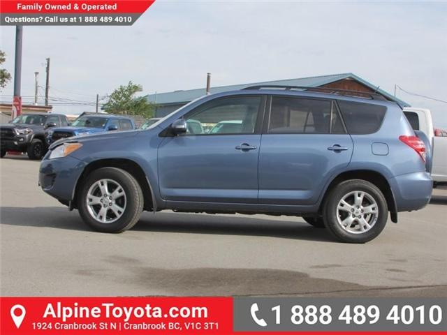 2011 Toyota RAV4  (Stk: W793059A) in Cranbrook - Image 2 of 16