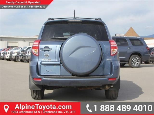 2011 Toyota RAV4  (Stk: W793059A) in Cranbrook - Image 3 of 16