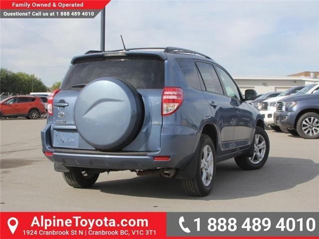2011 Toyota RAV4  (Stk: W793059A) in Cranbrook - Image 4 of 16