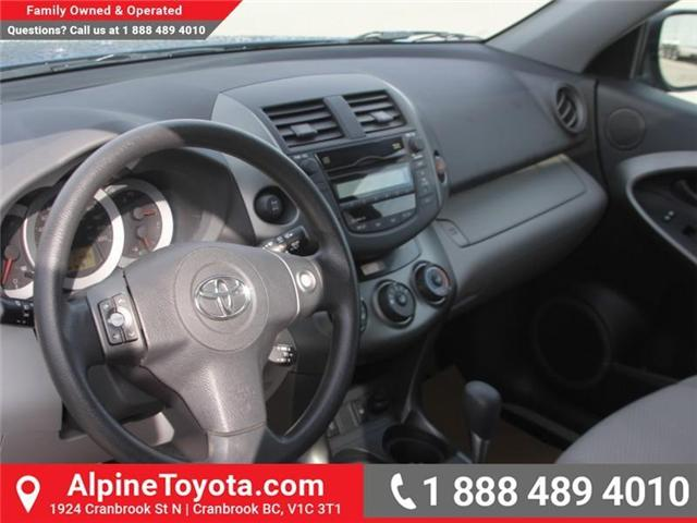 2011 Toyota RAV4  (Stk: W793059A) in Cranbrook - Image 8 of 16