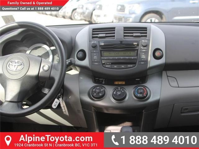2011 Toyota RAV4  (Stk: W793059A) in Cranbrook - Image 9 of 16