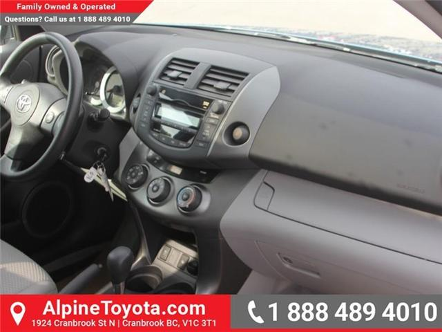 2011 Toyota RAV4  (Stk: W793059A) in Cranbrook - Image 10 of 16