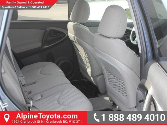 2011 Toyota RAV4  (Stk: W793059A) in Cranbrook - Image 11 of 16
