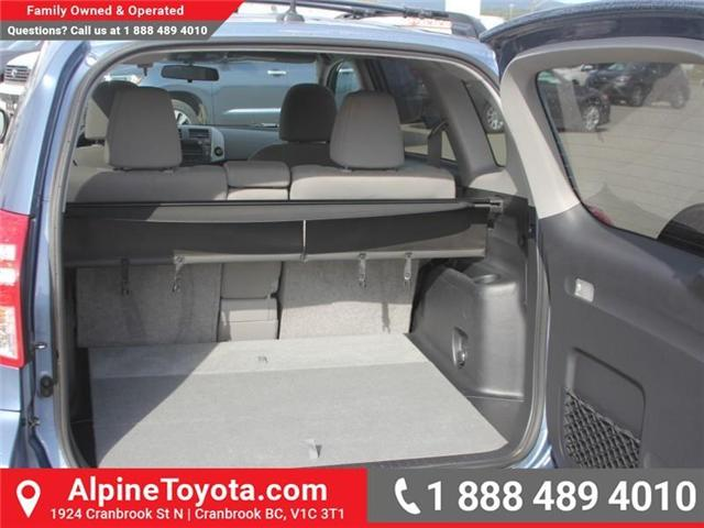 2011 Toyota RAV4  (Stk: W793059A) in Cranbrook - Image 16 of 16