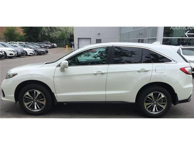 2016 Acura RDX Base (Stk: 800200P) in Brampton - Image 2 of 3