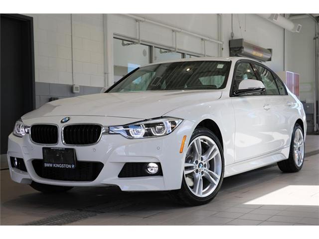 2018 BMW 330 i xDrive (Stk: 8183) in Kingston - Image 1 of 14