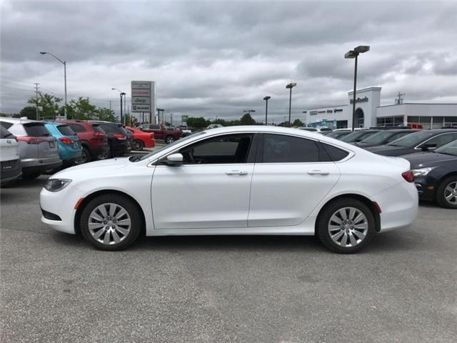 2016 Chrysler 200 LX (Stk: 23239P) in Newmarket - Image 2 of 16