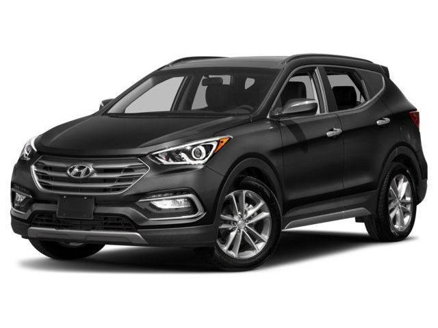 2018 Hyundai Santa Fe Sport (Stk: P0573) In Edmonton   Image 1 Of