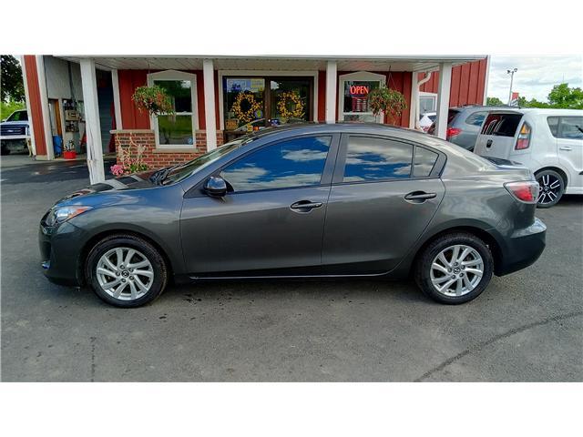 2013 Mazda Mazda3 GX (Stk: ) in Dunnville - Image 2 of 12