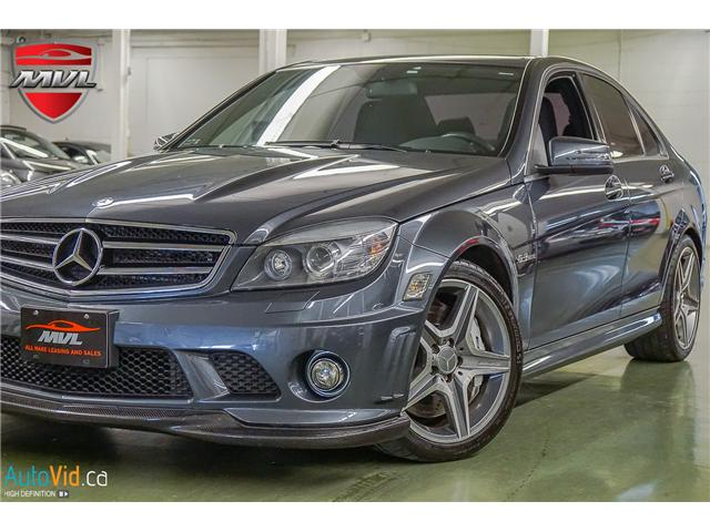 2011 Mercedes-Benz C-Class  (Stk: ) in Oakville - Image 1 of 41