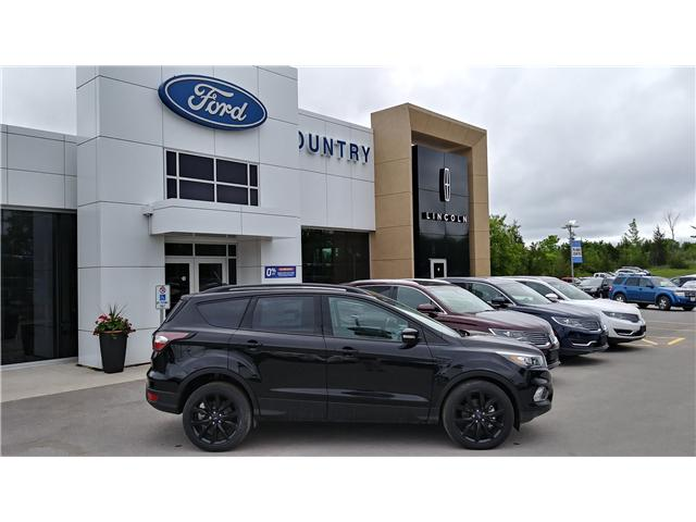 2018 Ford Escape Titanium (Stk: ES0797) in Bobcaygeon - Image 1 of 24