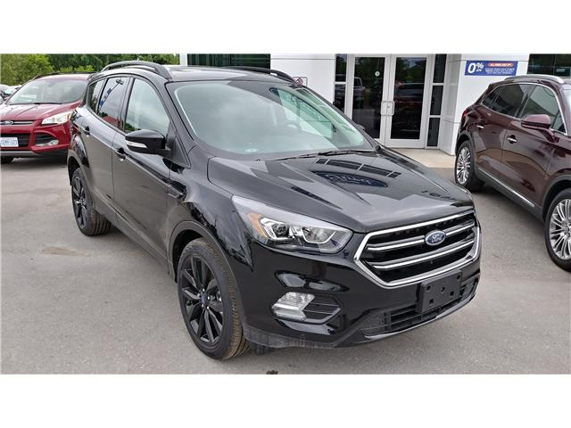 2018 Ford Escape Titanium (Stk: ES0797) in Bobcaygeon - Image 2 of 24