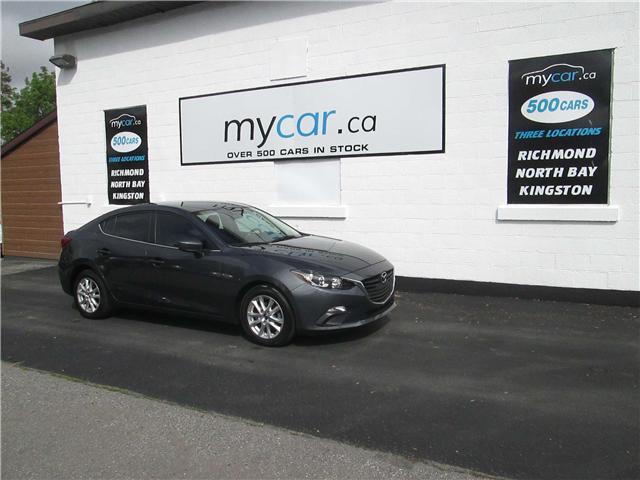 2015 Mazda Mazda3 GS (Stk: 180303) in Richmond - Image 2 of 13