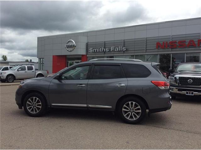 2015 Nissan Pathfinder SL (Stk: 18-086A) in Smiths Falls - Image 1 of 13
