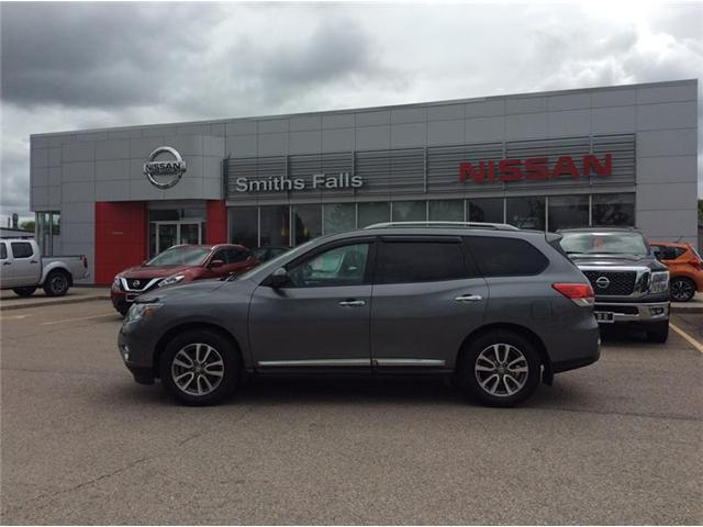 2015 Nissan Pathfinder SL (Stk: 18-086A) in Smiths Falls - Image 2 of 13