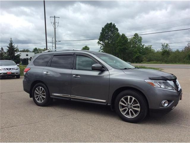 2015 Nissan Pathfinder SL (Stk: 18-086A) in Smiths Falls - Image 3 of 13