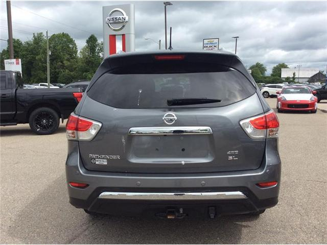 2015 Nissan Pathfinder SL (Stk: 18-086A) in Smiths Falls - Image 4 of 13