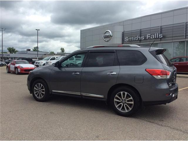 2015 Nissan Pathfinder SL (Stk: 18-086A) in Smiths Falls - Image 6 of 13