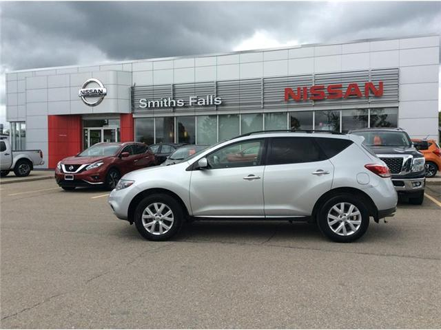 2014 Nissan Murano SL (Stk: 18-184A) in Smiths Falls - Image 1 of 13