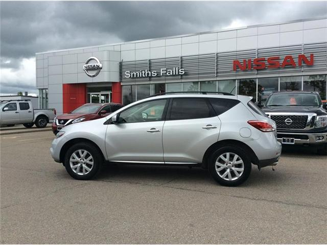 2014 Nissan Murano SL (Stk: 18-184A) in Smiths Falls - Image 2 of 13