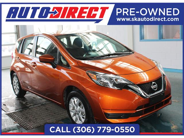 2017 Nissan Versa Note 1.6 SV (Stk: BB353833) in Regina - Image 1 of 16