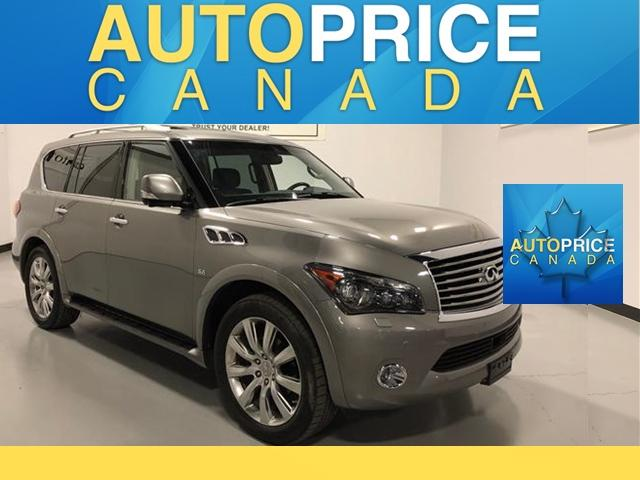 2014 Infiniti QX80  (Stk: B9496A) in Mississauga - Image 1 of 23