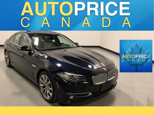 2014 BMW 535i xDrive (Stk: B9537) in Mississauga - Image 1 of 18