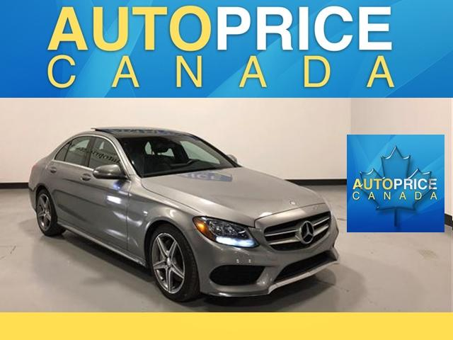 2015 Mercedes-Benz C-Class Base (Stk: B9544) in Mississauga - Image 1 of 18