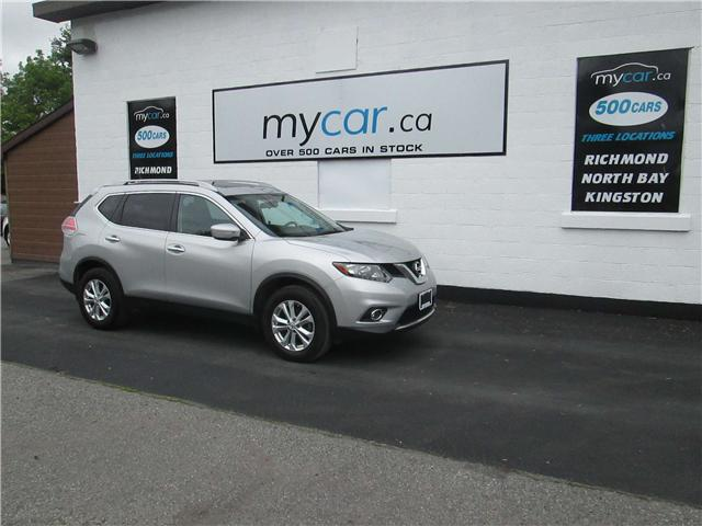 2015 Nissan Rogue SV (Stk: 180276) in North Bay - Image 2 of 14