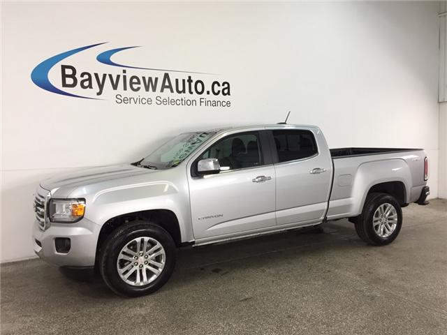 2017 GMC Canyon SLT (Stk: 33005W) in Belleville - Image 1 of 29