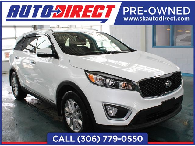 2017 Kia Sorento 3.3L LX V6 7-Seater (Stk: BB318094) in Regina - Image 1 of 15