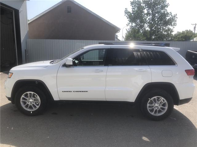 2018 Jeep Grand Cherokee Laredo (Stk: 13055) in Fort Macleod - Image 2 of 18