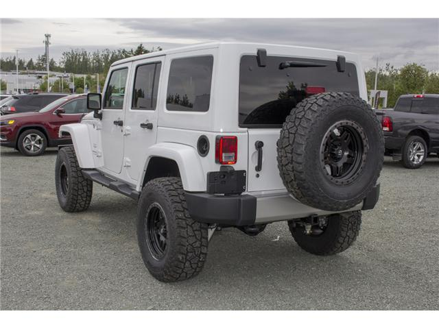 2018 Jeep Wrangler JK Unlimited Sahara (Stk: J802858) in Abbotsford - Image 5 of 23