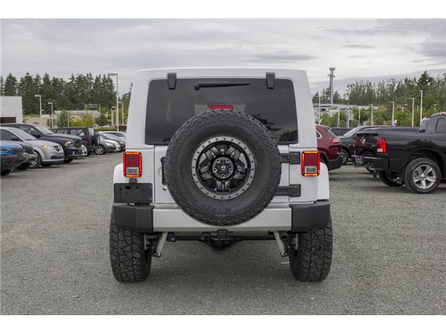 2018 Jeep Wrangler JK Unlimited Sahara (Stk: J802858) in Abbotsford - Image 6 of 23