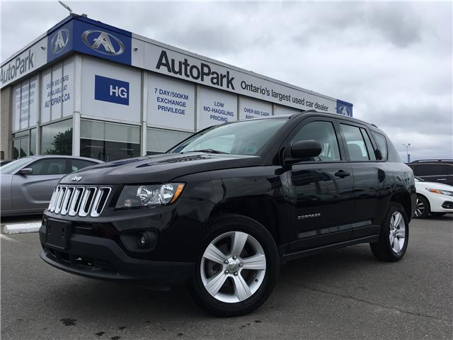 2016 Jeep Compass  (Stk: 16-10271) in Brampton - Image 1 of 24