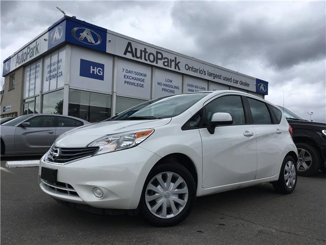 2014 Nissan Versa Note 1.6 S (Stk: 14-20351) in Brampton - Image 1 of 20