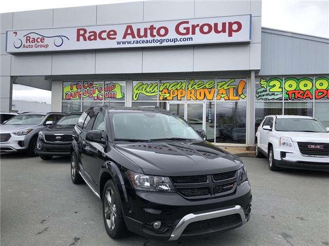 2018 Dodge Journey Crossroad (Stk: 15981) in Dartmouth - Image 1 of 27