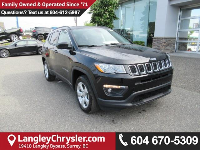 2018 Jeep Compass North (Stk: J396479) in Surrey - Image 1 of 17