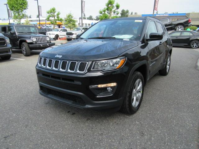 2018 Jeep Compass North (Stk: J396479) in Surrey - Image 2 of 17