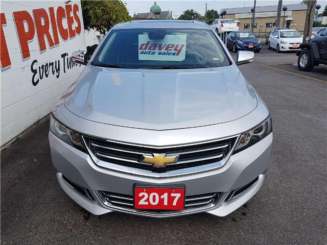 2017 Chevrolet Impala 2LZ (Stk: 17-478) in Oshawa - Image 2 of 18