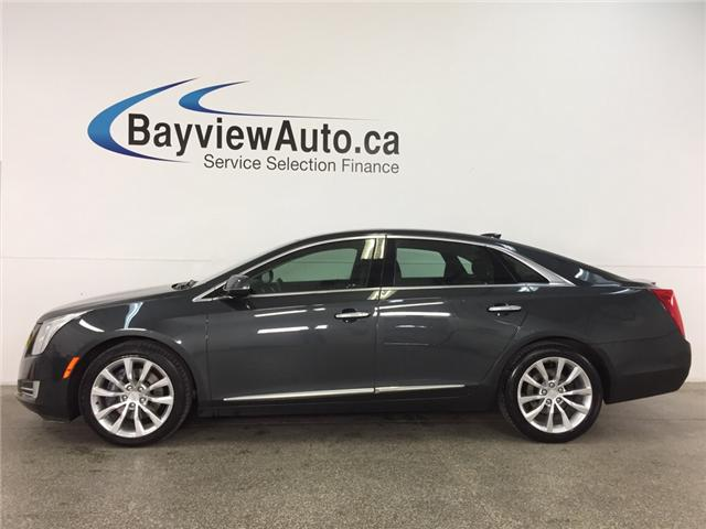 2016 Cadillac XTS Luxury Collection (Stk: 32600W) in Belleville - Image 1 of 30