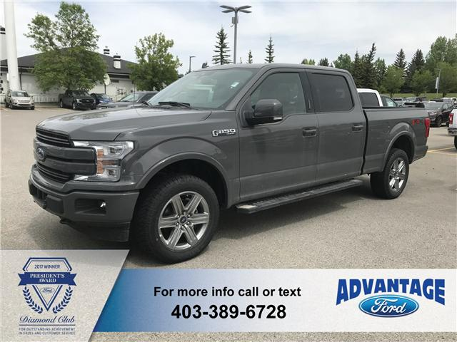 2018 Ford F-150 Lariat (Stk: J-694) in Calgary - Image 1 of 6