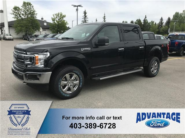 2018 Ford F-150 XLT (Stk: J-1049) in Calgary - Image 1 of 5