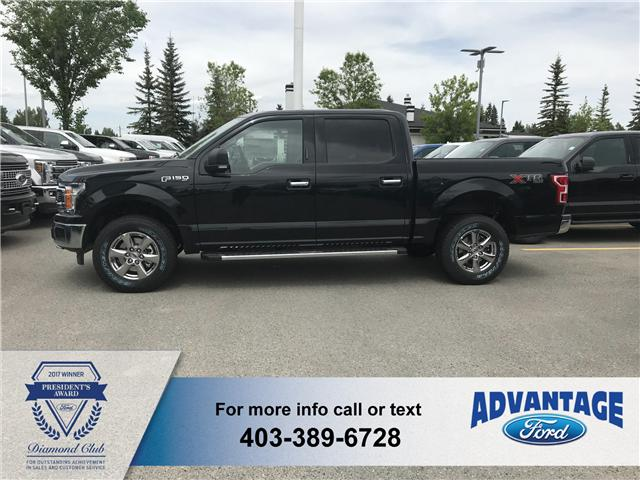 2018 Ford F-150 XLT (Stk: J-1049) in Calgary - Image 2 of 5