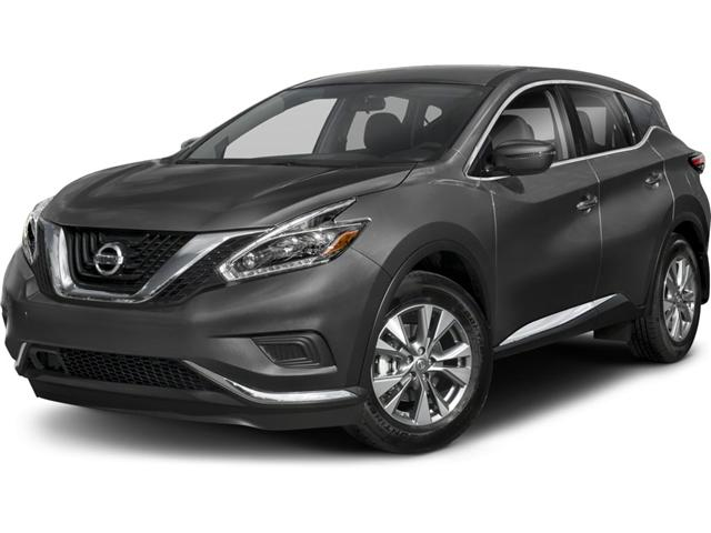 2018 Nissan Murano Midnight Edition (Stk: N86-3069) in Chilliwack - Image 1 of 1