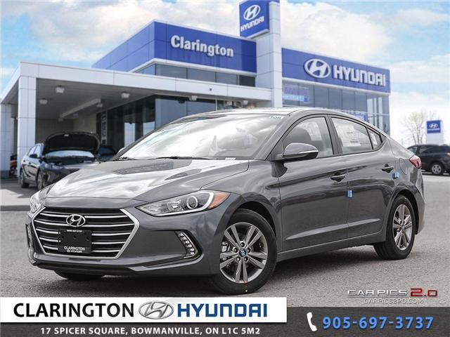 2018 Hyundai Elantra GL SE (Stk: 18330) in Clarington - Image 1 of 27