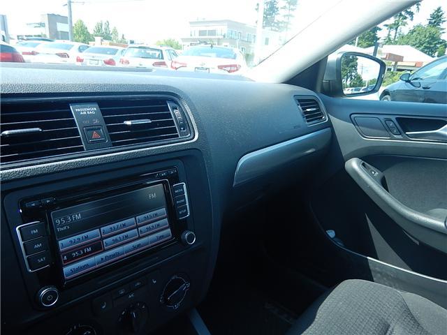 2015 Volkswagen Jetta 2.0L Trendline+ (Stk: VW0693) in Surrey - Image 13 of 25