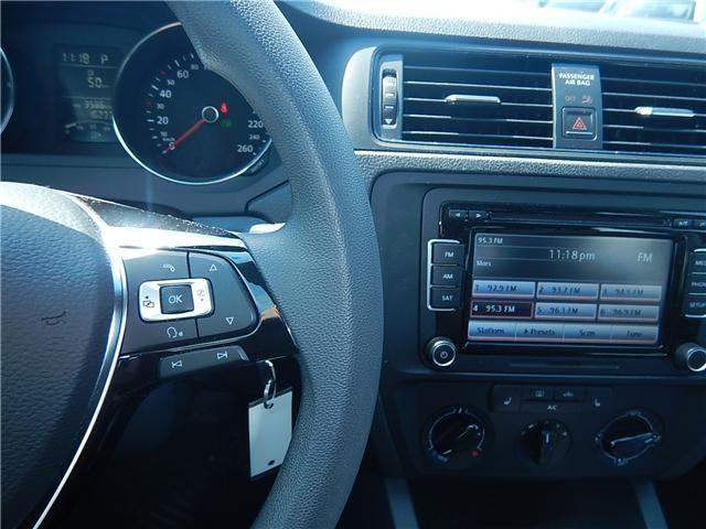2015 Volkswagen Jetta 2.0L Trendline+ (Stk: VW0693) in Surrey - Image 8 of 25