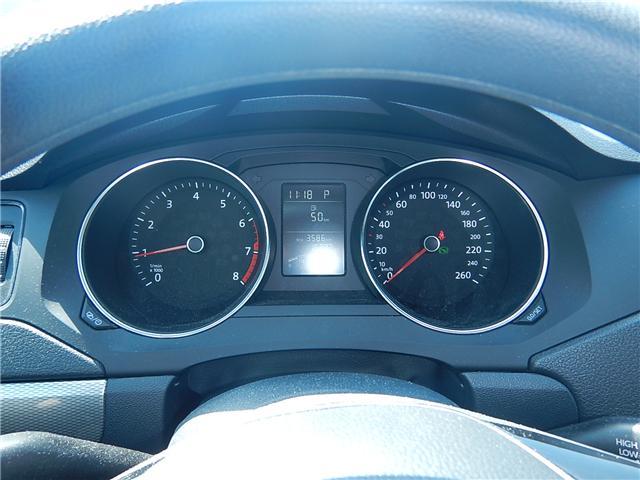 2015 Volkswagen Jetta 2.0L Trendline+ (Stk: VW0693) in Surrey - Image 9 of 25