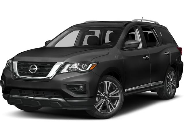2018 Nissan Pathfinder Platinum (Stk: N86-2659) in Chilliwack - Image 1 of 1